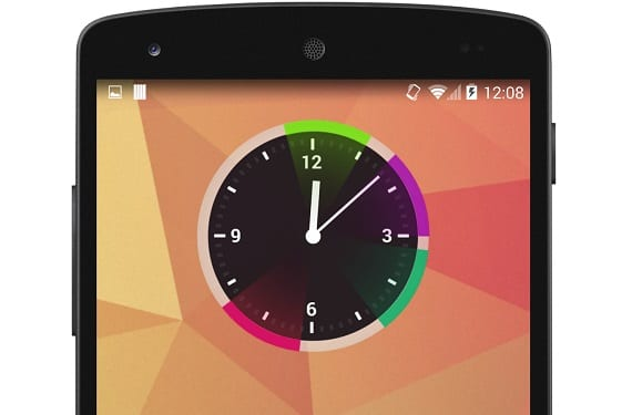 12hours 12 12Hours es un reloj widget que muestra los eventos diarios de una forma especial