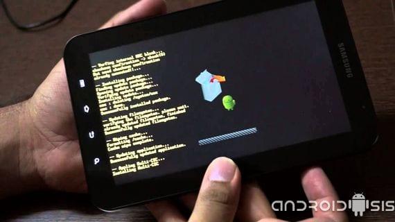 como modificar la samsung galaxy tab siete p1000 a android cuatro cuatro kit kat cuatro Cómo modificar la Samsung® Galaxy Tab siete P1000 a Android® 4.4 Kit Kat