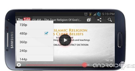 descarga los contenidos de you tube directamente desde tu smartphone o tablet 1 Descarga los contenidos de You Tube directamente desde tu Smartphone o Tablet