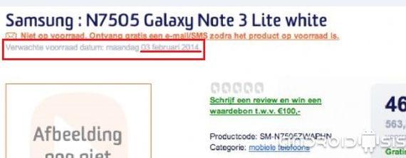 fecha de venta y valor del samsung galaxy note tres neo 1 Fecha de venta y valor del Samsung® Galaxy Note tres Neo