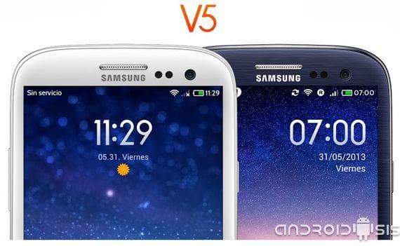 miui rom v5 para el samsung galaxy s3 1 Miui Rom V5 para el Samsung® Galaxy S3