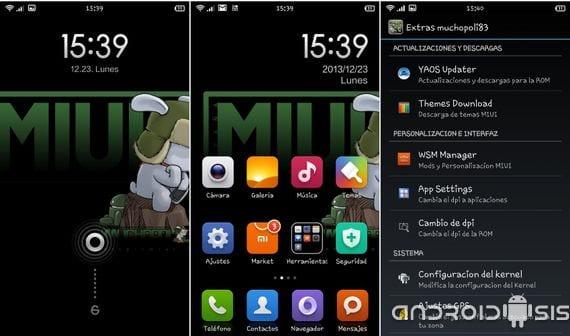 miui rom v5 para el samsung galaxy s3 dos Miui Rom V5 para el Samsung® Galaxy S3