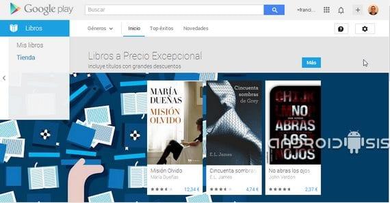play books como sincronizar y tener disp 2 Play Books: cómo visionar contenido ajeno al Play Store