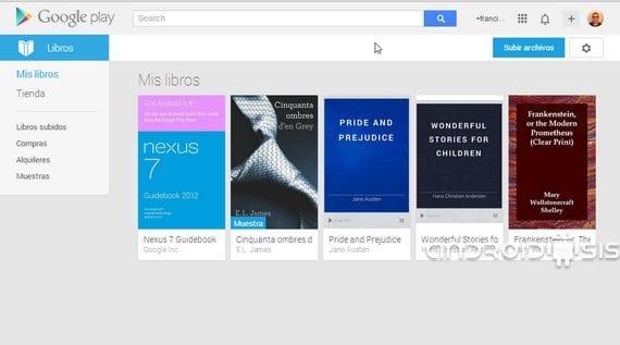 play books como sincronizar y tener disp 3 Play Books: cómo visionar contenido ajeno al Play Store