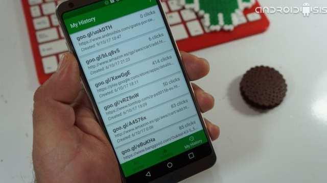 La mejor app para acortar URL desde Android