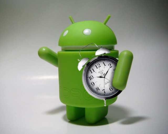 Aplicaciones despertador Android