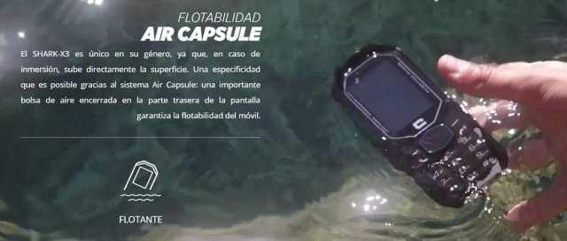 SHARK X3 AIR CAPSULE