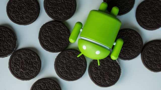 Android 8.1. Oreo