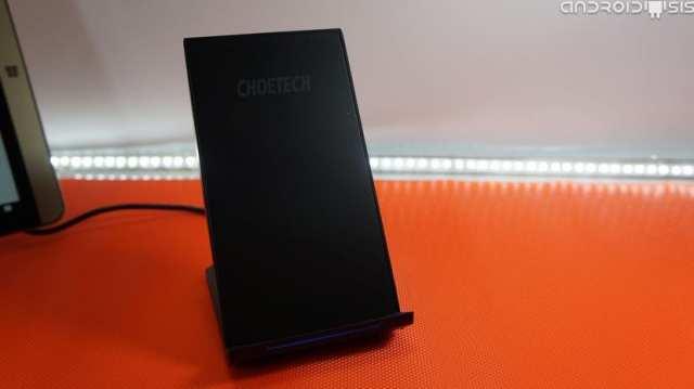 Choetech T520: Un cargador inalámbrico de cualidad por menos de 20 euros
