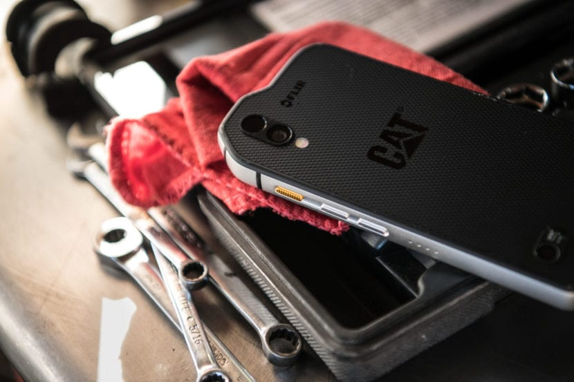 Cat S61, un dispositivo Android