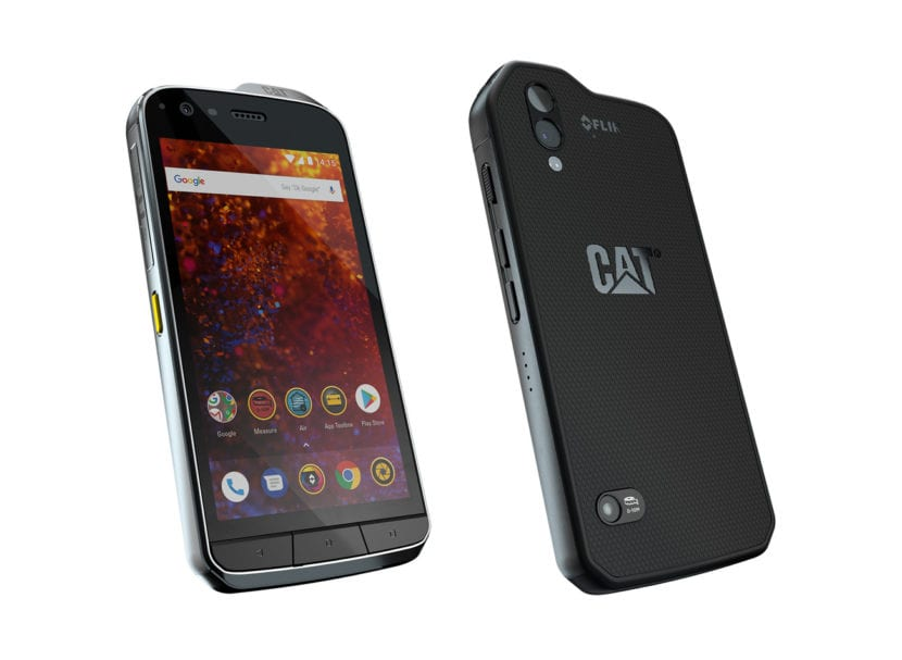 Especificaciones del Cat S61