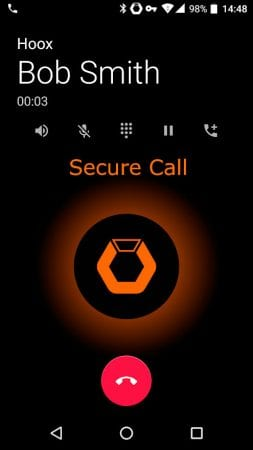 Hoox K31 llamadas