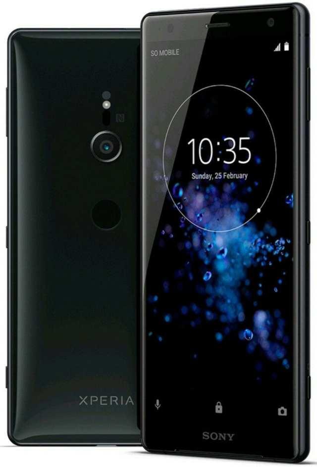 Sony Xperia(móvil) XZ2