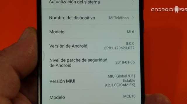 Review Xiaomi℗ Mi6