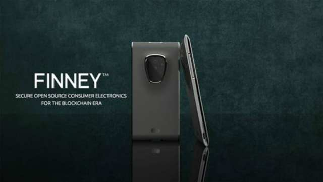 Finney, el terminal blockchain