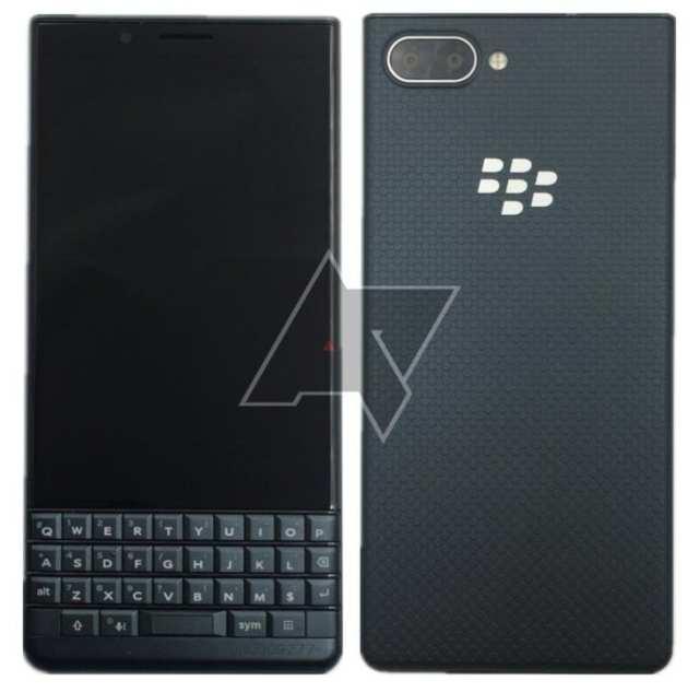 Blackberry KEY2 LE filtrado