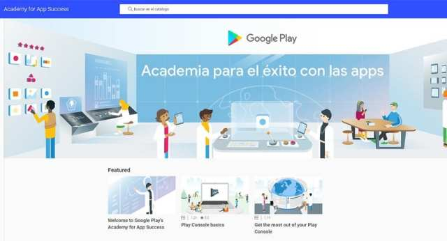 Academia para el éxito de las apps