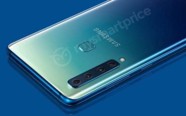 El Samsung℗ Galaxy℗ A9 sería el 1er teléfono con cuatro cámaras traseras