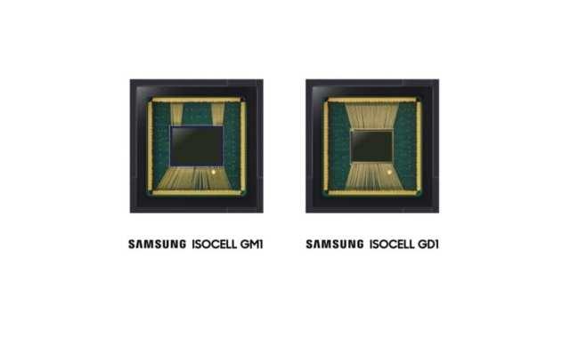 Sensores de la cámara del Samsung℗ Galaxy℗ S10