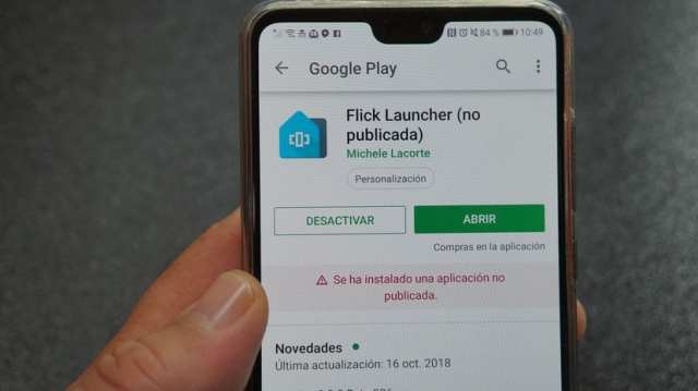 ¡¡El mejor Launcher Android!!, la auténtica alternativa a Nova Launcher