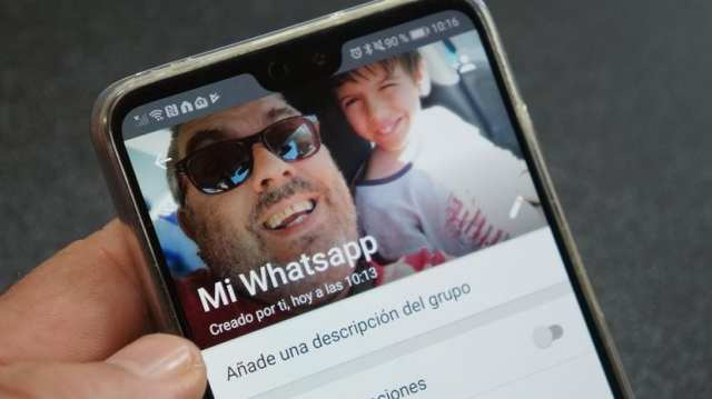 "Cómo enviar mensajes a ""mi WhastApp"""