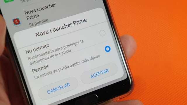 Cómo solucionar los problemas de Nova Launcher en Huawei, Samsung, etc, etc...