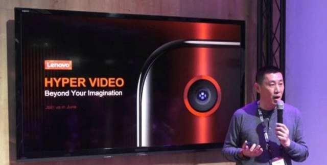 El Lenovo℗ Z6 Pro será 5G y tendrá una cámara Hyper Vision