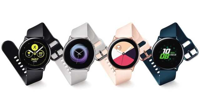 Samsung Galaxy℗ Watch Active