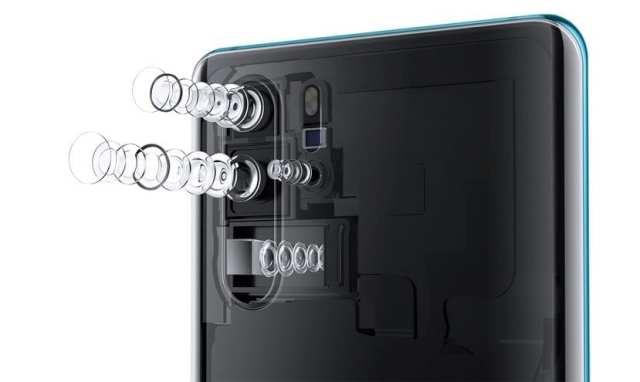 Huawei P30 Pro camara