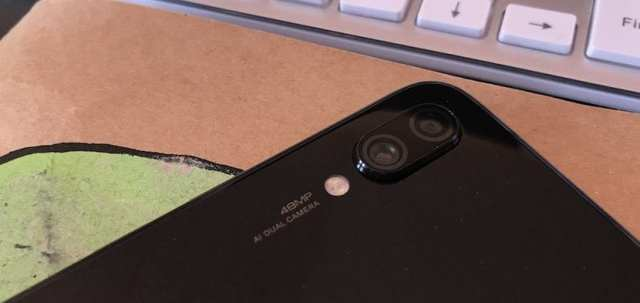 Redmi Note 7 cámara de fotos
