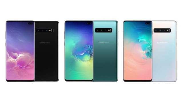 Samsung Galaxy℗ S10+