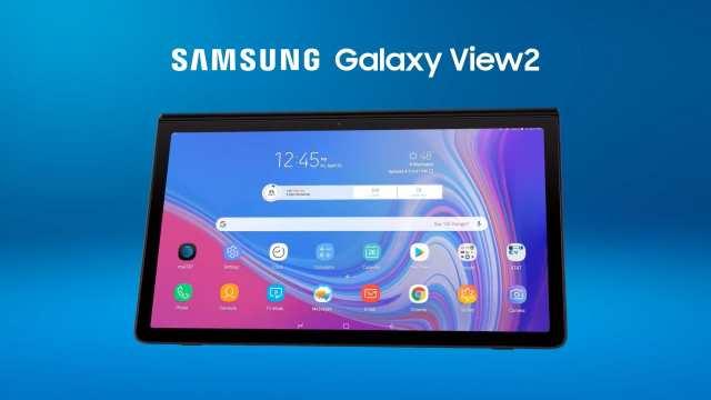 Samsung Galaxy℗ View2