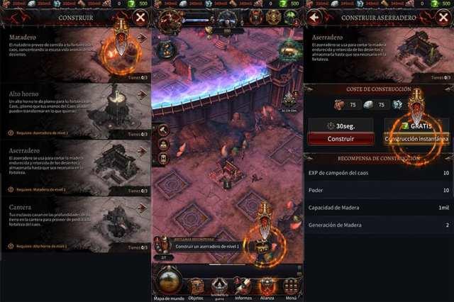 Warhammer: Chaos & Conquesst