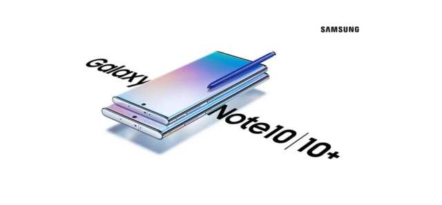 Galaxy Note 10 y 10+