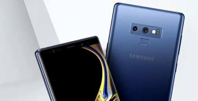Samsung Galaxy℗ Note 9