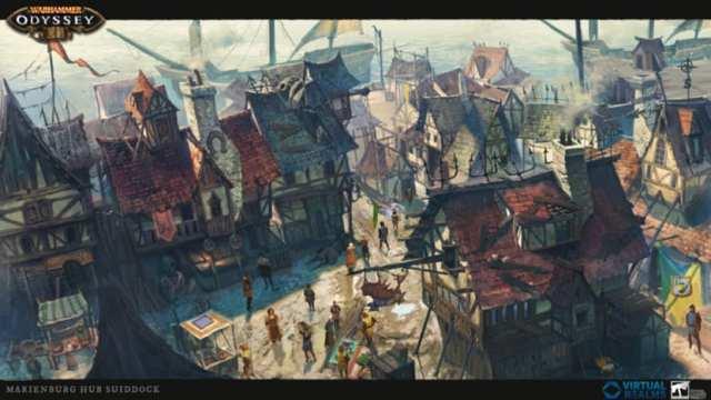 Warhammer Oddysey