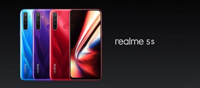 Realme 5s