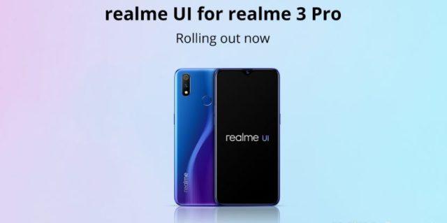 El Realme 3 Pro recibe <stro data-recalc-dims=