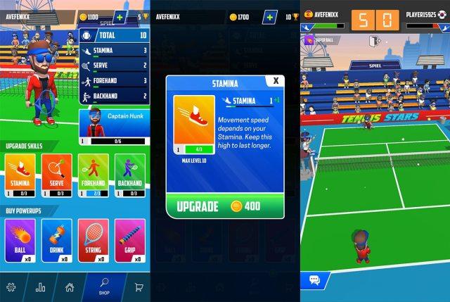 Tennis Stars Ultimate