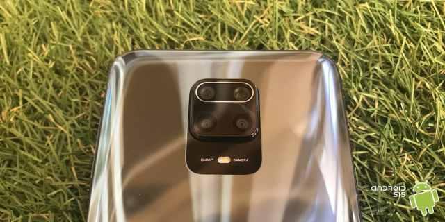 Xiaomi Redmi Note 9 Pro 4 lentes