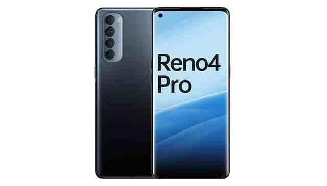 Versión general del Oppo℗ Reno 4 Pro