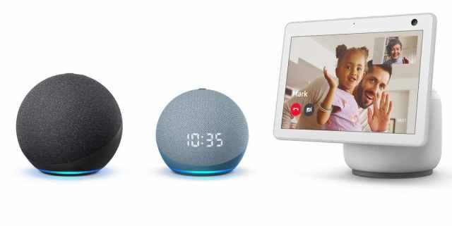 Amazon Echo 2020 presentación
