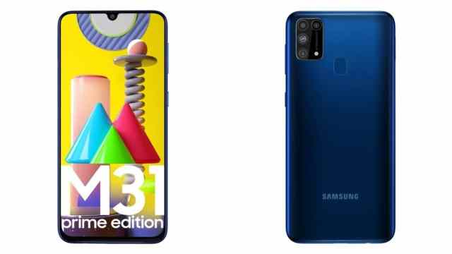 Samsung Galaxy℗ M31 Prime Edition