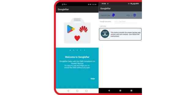 Cómo instalar las aplicaciones de google en Huawei