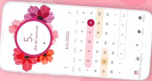 Las mejores aplicaciones de calendario menstrual para Android