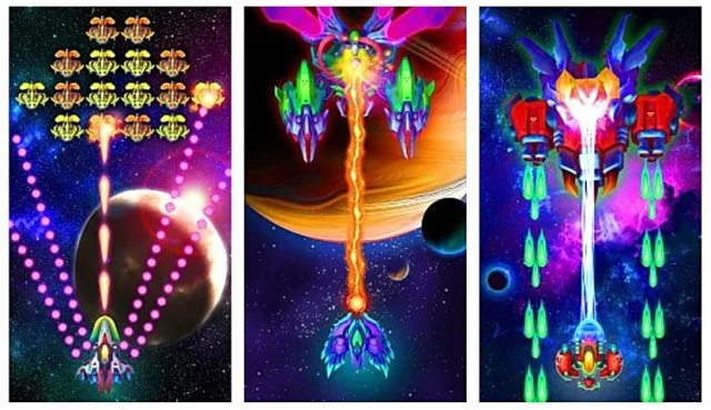 Space Shooter: Galaxy℗ Wars - Alien War
