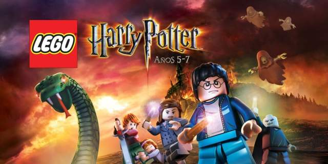Lego Harry Potter 5 a 7