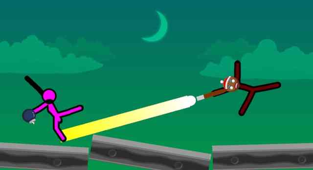 Stickman duelista supremo