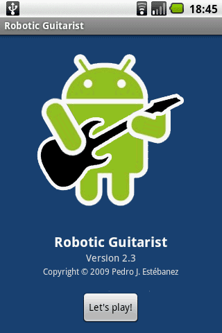 robotic guitarist Robotic Guitarist, un must have para todo guitarrista