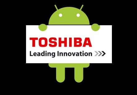 toshiba android Toshiba apostará también por Google TV el año próximo